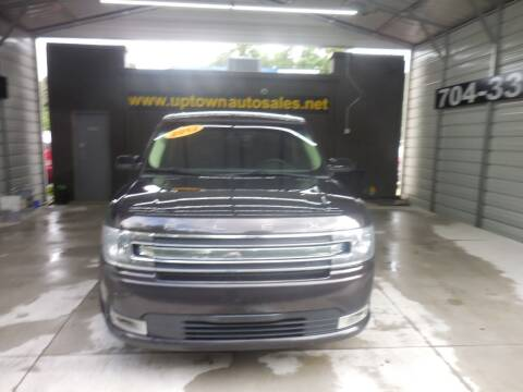 2013 Ford Flex for sale at Uptown Auto Sales in Charlotte NC