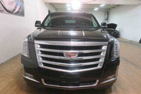 2017 Cadillac Escalade ESV for sale at Empire Car Sales in Miami FL