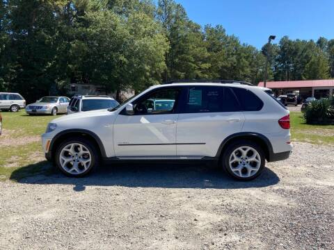 2013 BMW X5 for sale at Joye & Company INC, in Augusta GA