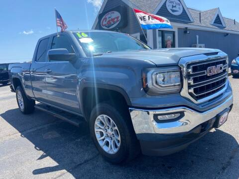 2016 GMC Sierra 1500 for sale at Cape Cod Carz in Hyannis MA