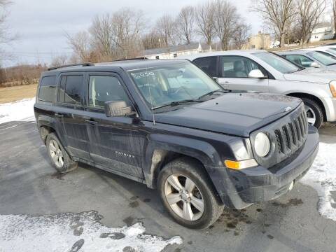 2014 Jeep Patriot for sale at HEDGES USED CARS in Carleton MI