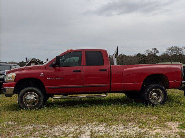 2006 Dodge Ram Pickup 3500 for sale at Bratton Automotive Inc in Phenix City AL