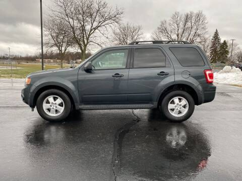 2009 Ford Escape for sale at Caruzin Motors in Flint MI