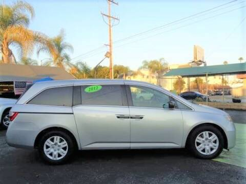2012 Honda Odyssey for sale at Pauls Auto in Whittier CA