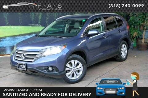 2013 Honda CR-V for sale at Best Car Buy in Glendale CA
