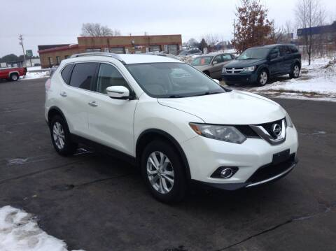 2016 Nissan Rogue for sale at Bruns & Sons Auto in Plover WI