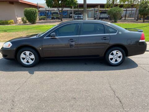 2008 Chevrolet Impala for sale at Premier Motors AZ in Phoenix AZ