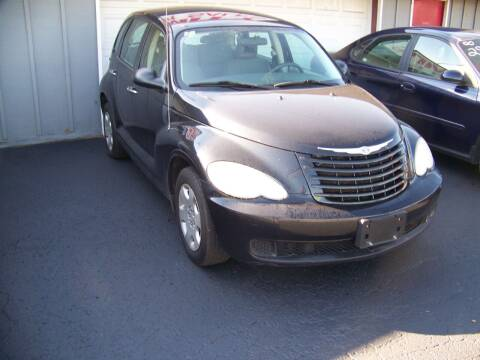 2008 Chrysler PT Cruiser for sale at Collector Car Co in Zanesville OH