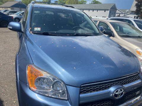 2010 Toyota RAV4 for sale at Whiting Motors in Plainville CT