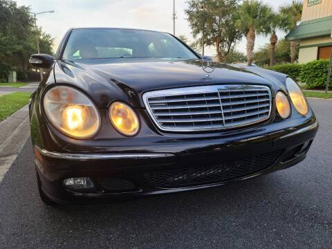 2006 Mercedes-Benz E-Class for sale at Monaco Motor Group in Orlando FL