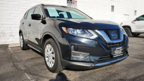 2017 Nissan Rogue for sale at ADVANTAGE AUTO SALES INC in Bell CA