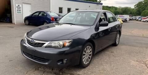 2009 Subaru Impreza for sale at Manchester Auto Sales in Manchester CT