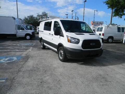 2016 Ford Transit Cargo for sale at Longwood Truck Center Inc in Sanford FL
