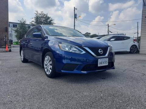 2019 Nissan Sentra for sale at A&R MOTORS in Portsmouth VA