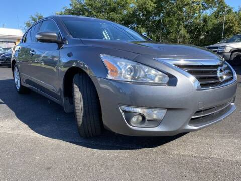 2015 Nissan Altima for sale at CARMART Of New Castle in New Castle DE