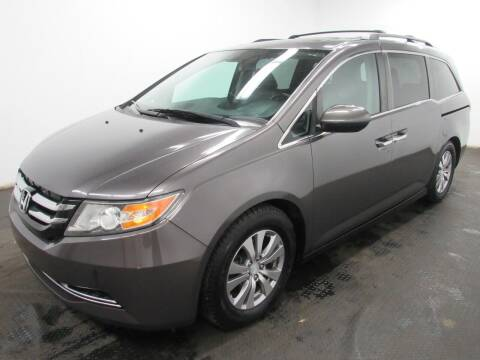 2014 Honda Odyssey for sale at Automotive Connection in Fairfield OH