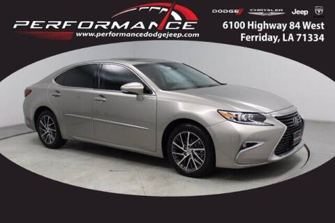 2018 Lexus ES 350 for sale at Auto Group South - Performance Dodge Chrysler Jeep in Ferriday LA