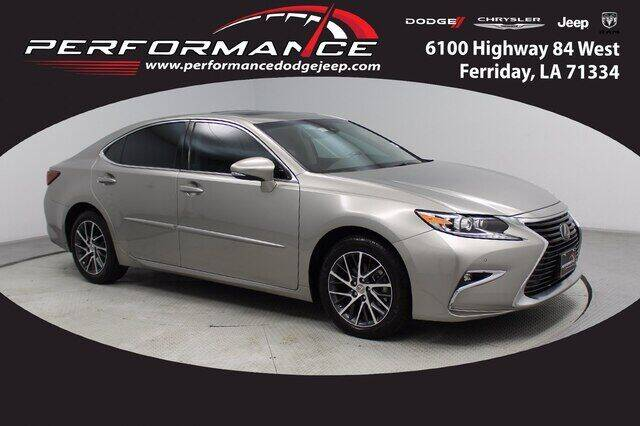 2018 Lexus ES 350 for sale at Performance Dodge Chrysler Jeep in Ferriday LA