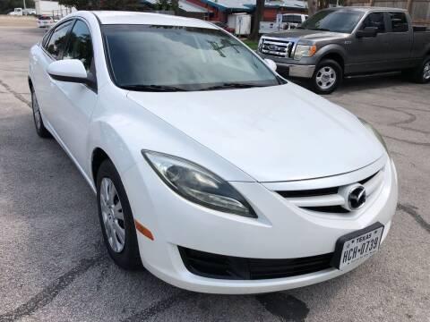 2011 Mazda MAZDA6 for sale at PRESTIGE AUTOPLEX LLC in Austin TX