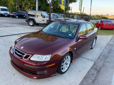 2004 Saab 9-3 for sale at AUTO CARE TODAY in Spring TX