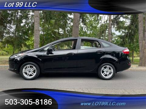 2019 Ford Fiesta for sale at LOT 99 LLC in Milwaukie OR
