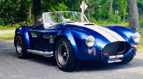 1966 Shelby Cobra 427 S/C Reproduction Superperformance for sale at The Car Store in Milford MA