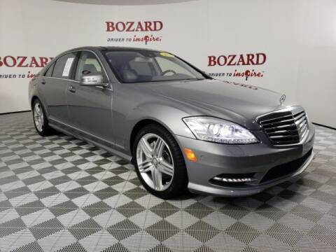 2013 Mercedes-Benz S-Class for sale at BOZARD FORD in Saint Augustine FL