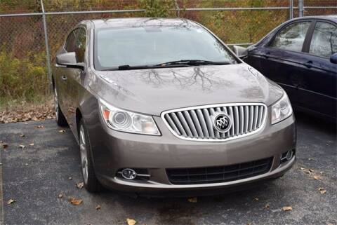 2012 Buick LaCrosse for sale at BOB ROHRMAN FORT WAYNE TOYOTA in Fort Wayne IN