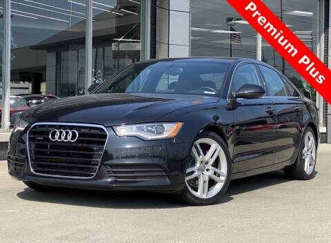 2015 Audi A6 for sale at Carmel Motors in Indianapolis IN