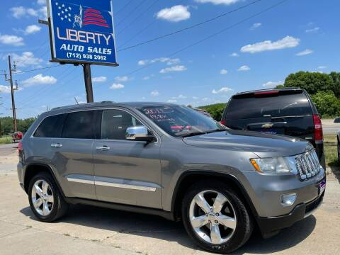 2011 Jeep Grand Cherokee for sale at Liberty Auto Sales in Merrill IA