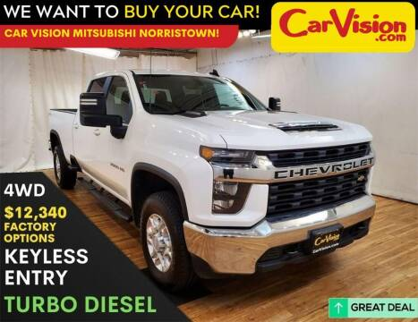 2020 Chevrolet Silverado 3500HD for sale at Car Vision Mitsubishi Norristown in Trooper PA