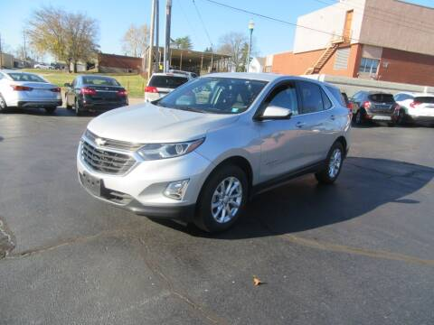 2019 Chevrolet Equinox for sale at Riverside Motor Company in Fenton MO