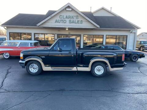 1994 Ford F-150 for sale at Clarks Auto Sales in Middletown OH