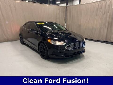 2017 Ford Fusion for sale at Vorderman Imports in Fort Wayne IN