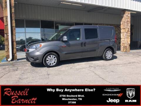 2020 RAM ProMaster City Wagon for sale at Russell Barnett Chrysler Dodge Jeep Ram in Winchester TN