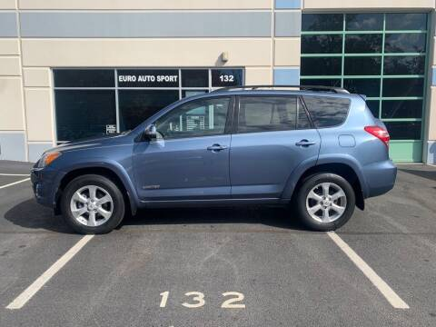 2009 Toyota RAV4 for sale at Euro Auto Sport in Chantilly VA
