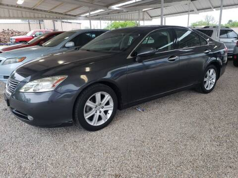 2009 Lexus ES 350 for sale at HAYNES AUTO SALES in Weatherford TX