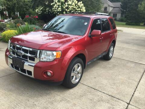2012 Ford Escape for sale at Payless Auto Sales LLC in Cleveland OH