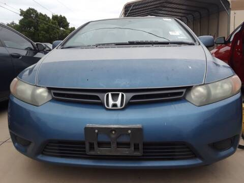 2008 Honda Civic for sale at Auto Haus Imports in Grand Prairie TX