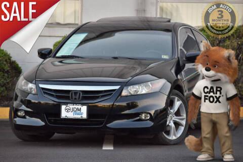 2011 Honda Accord for sale at JDM Auto in Fredericksburg VA