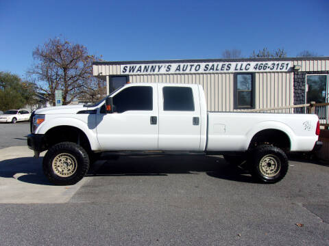 2013 Ford F-350 Super Duty for sale at Swanny's Auto Sales in Newton NC
