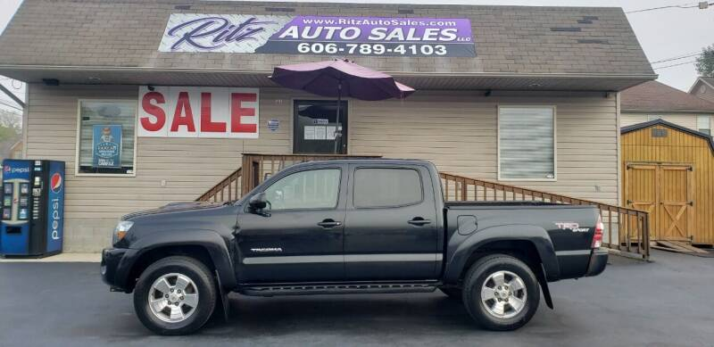 2010 Toyota Tacoma for sale at Ritz Auto Sales, LLC in Paintsville KY