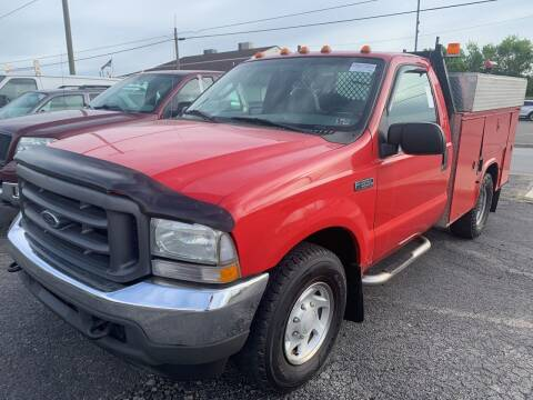 2004 Ford F-350 Super Duty for sale at Trocci's Auto Sales in West Pittsburg PA