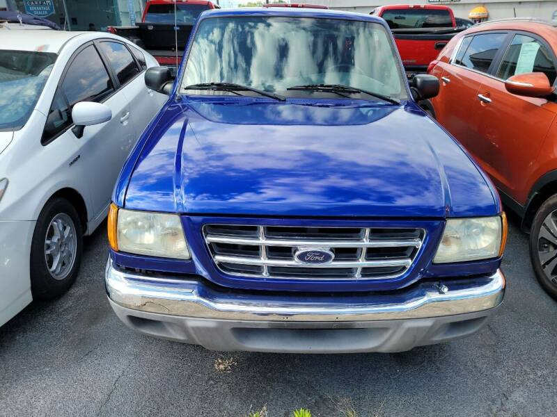 2003 Ford Ranger for sale at All American Autos in Kingsport TN