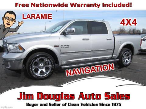 2014 RAM Ram Pickup 1500 for sale at Jim Douglas Auto Sales in Pontiac MI