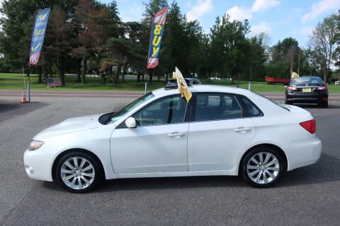 2010 Subaru Impreza for sale at GEG Automotive in Gilbertsville PA
