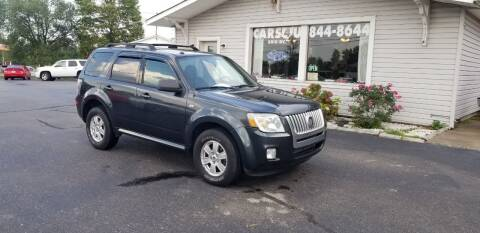 2009 Mercury Mariner for sale at Cars 4 U in Liberty Township OH