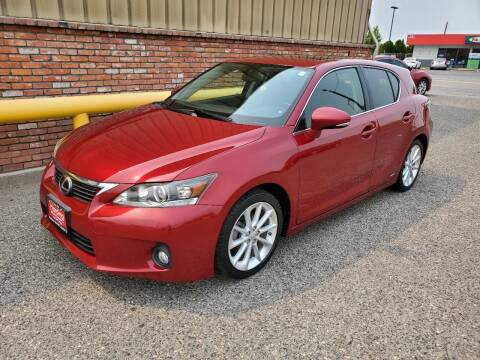 2013 Lexus CT 200h for sale at Harding Motor Company in Kennewick WA