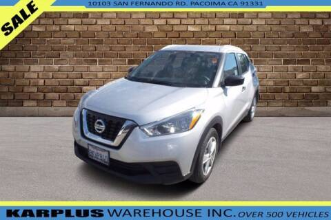 2019 Nissan Kicks for sale at Karplus Warehouse in Pacoima CA
