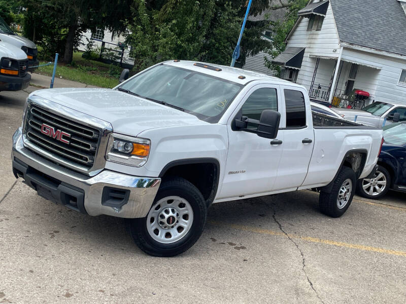 2015 GMC Sierra 2500HD for sale at Exclusive Auto Group in Cleveland OH